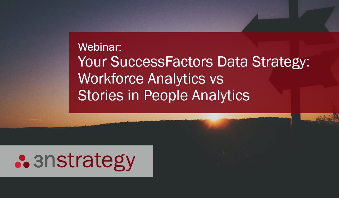 3n Strategy Building Your HR Data Strategy Workforce Analytics vs Stories in People Analytics