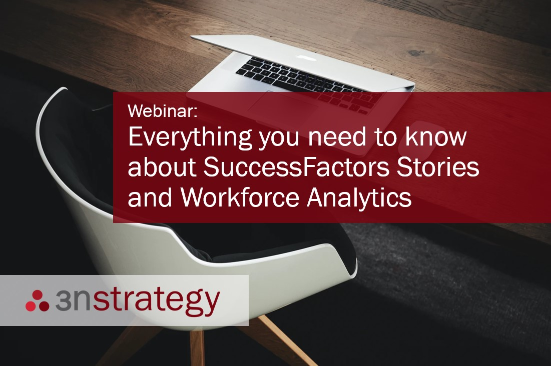 Everything you need to know about successfactors stories and successfactors workforce analytics
