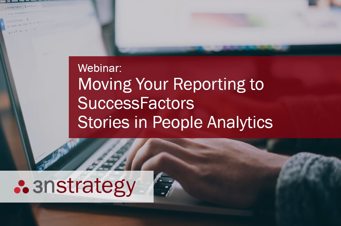Moving Your Reporting to SuccessFactors People Analytics