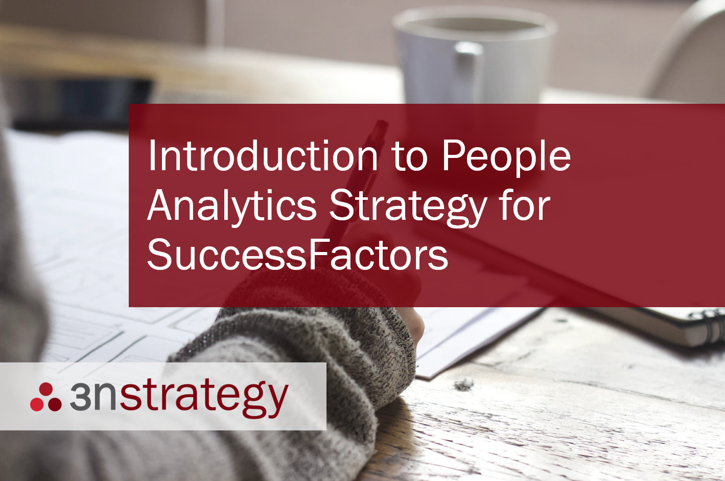 Introduction to People Analytics Strategy for SuccessFactors